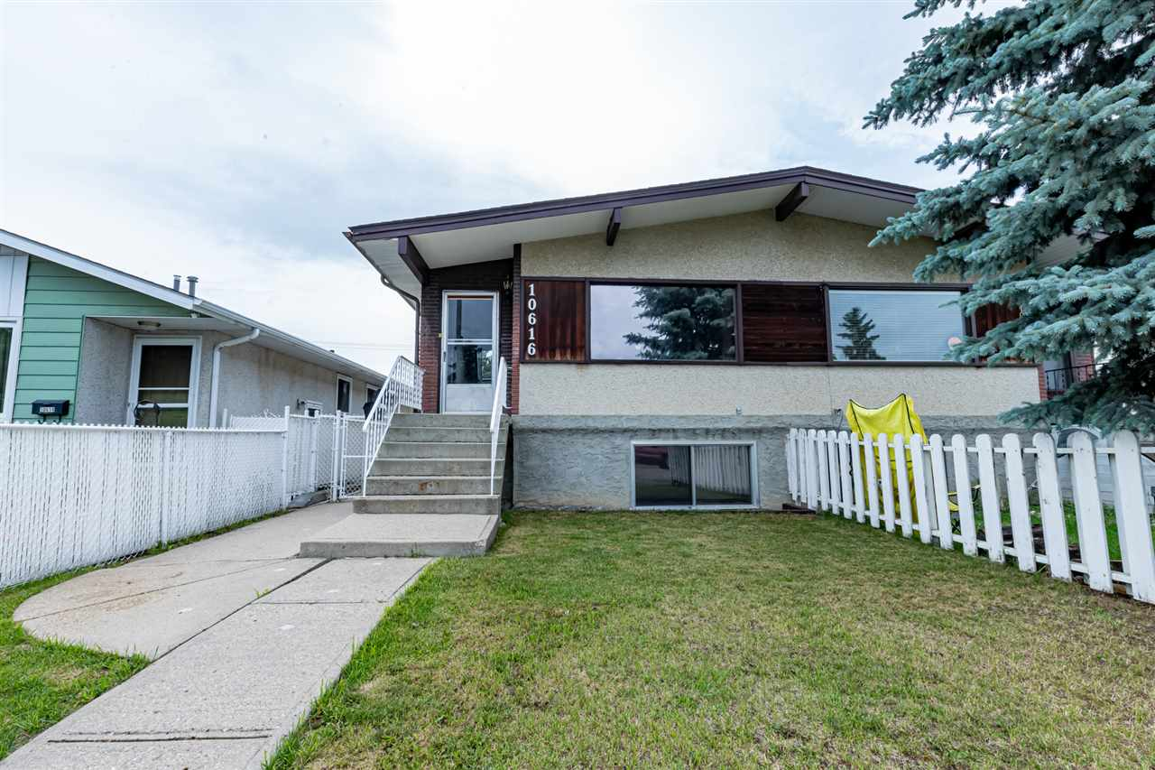 MLS® listing #E4163753 for sale located at 10616 153 Street