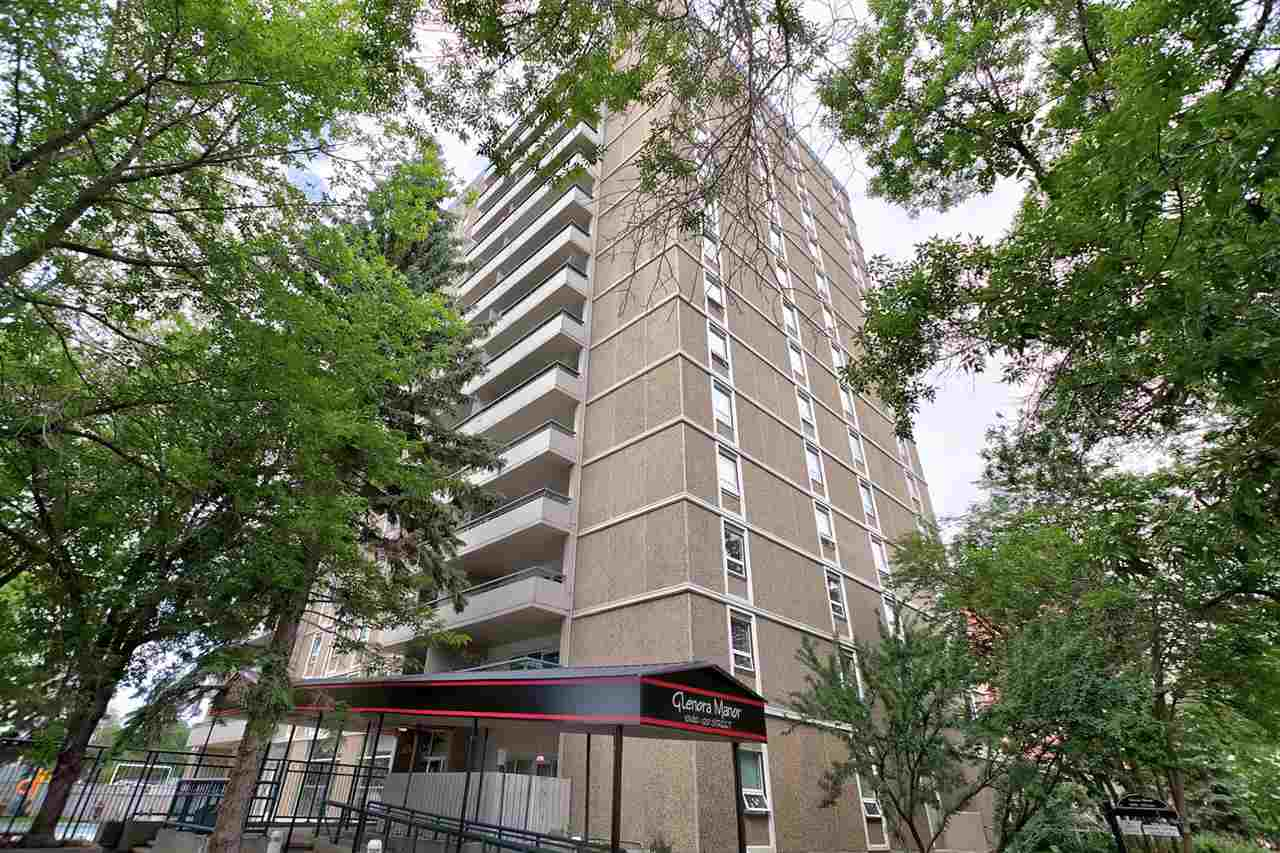 MLS® listing #E4163811 for sale located at 602 10140 120 Street
