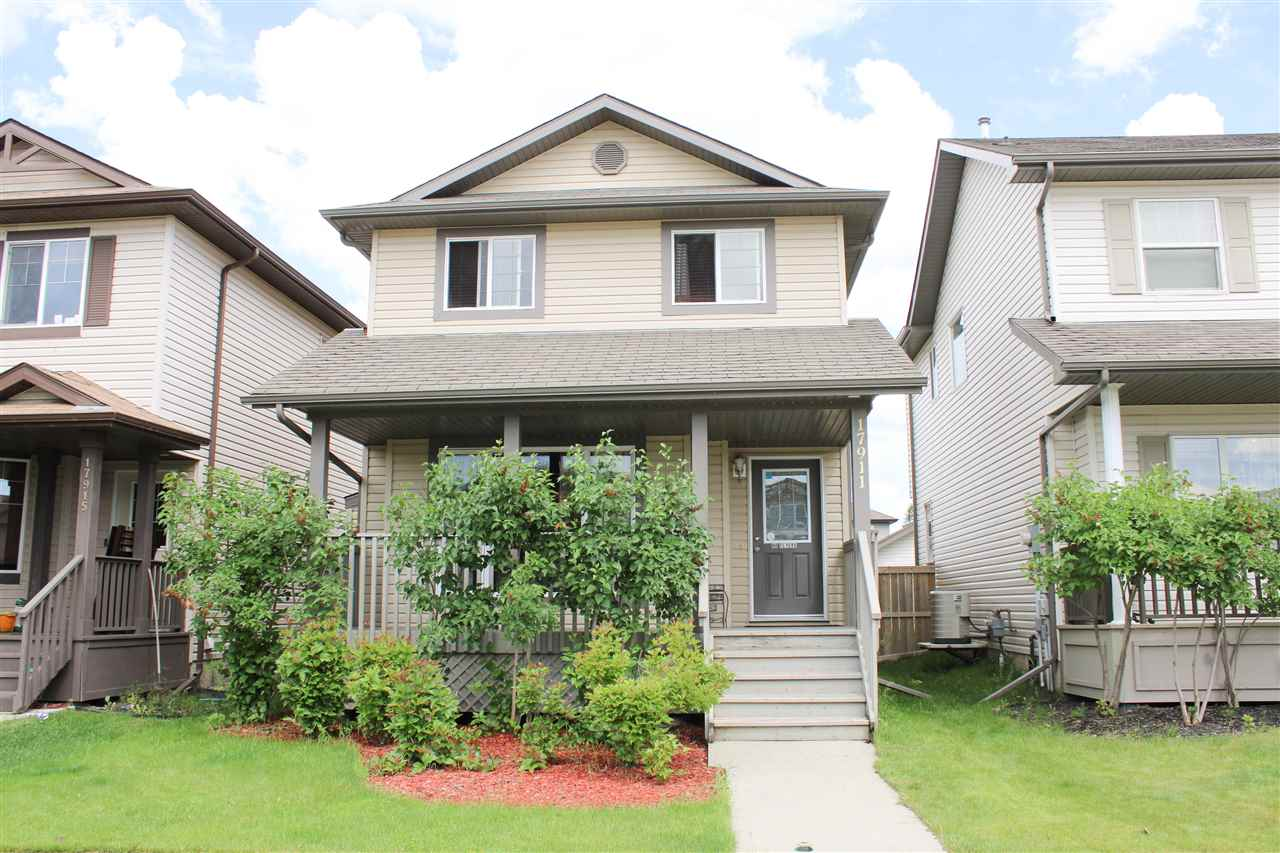 MLS® listing #E4163924 for sale located at 17911 87 Street