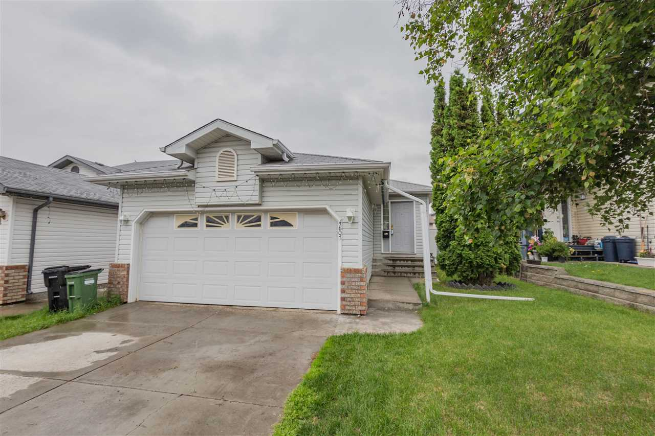 MLS® listing #E4163992 for sale located at 4807 148 Avenue