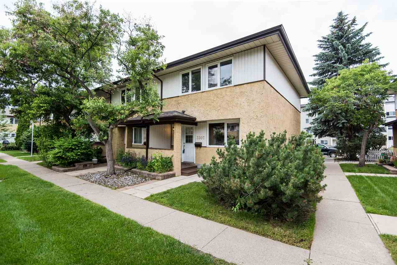 MLS® listing #E4164046 for sale located at 3307 139 Avenue