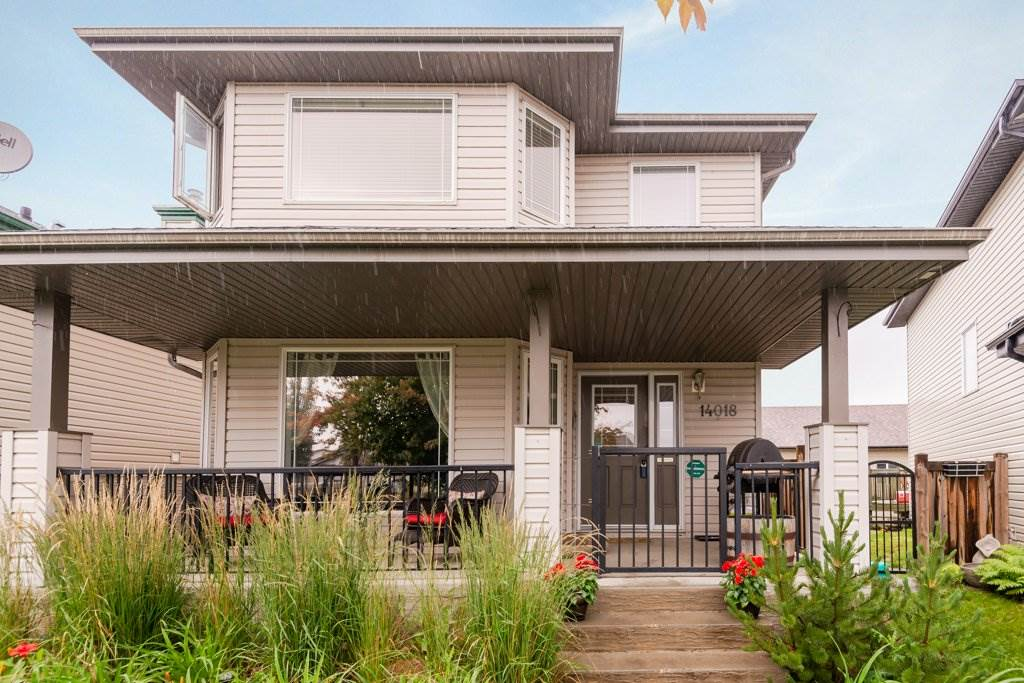 MLS® listing #E4164062 for sale located at 14018 158A Avenue