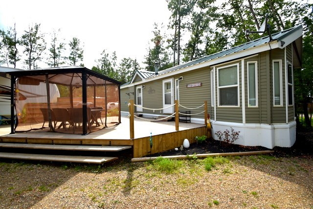 MLS® listing #E4164066 for sale located at 1330 Old Timer's Dr, SKELETON LAKE