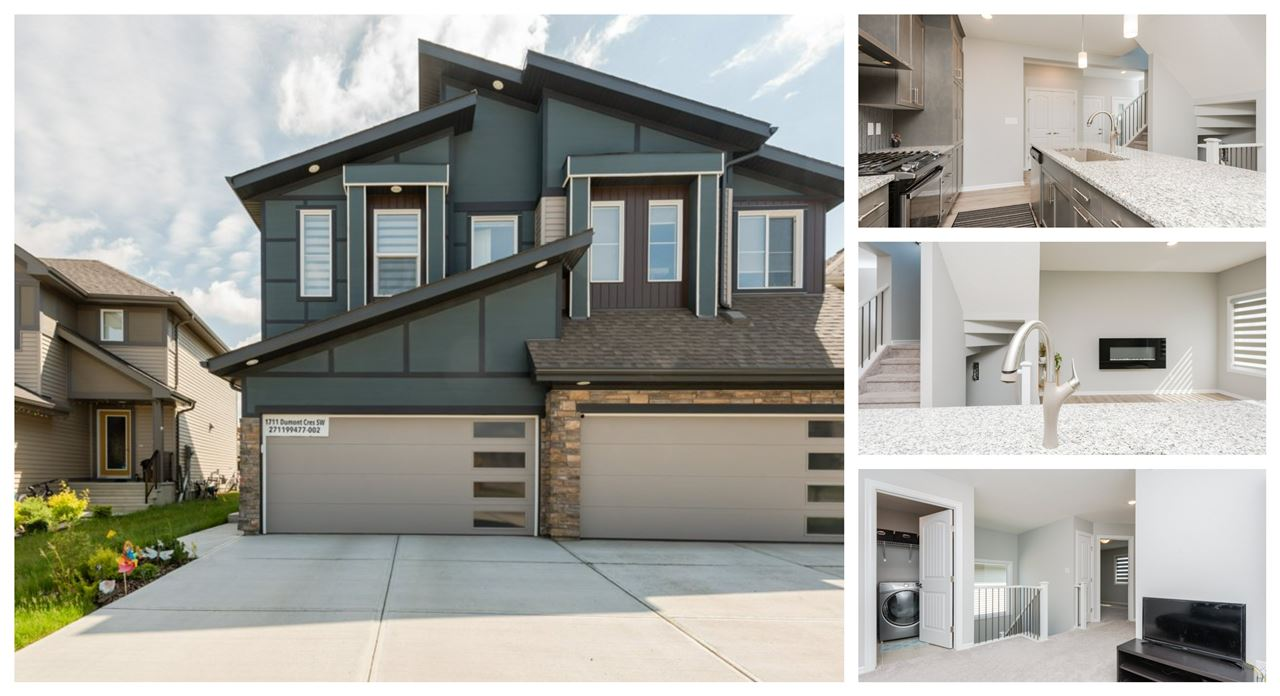 MLS® listing #E4164069 for sale located at 1711 DUMONT Crescent