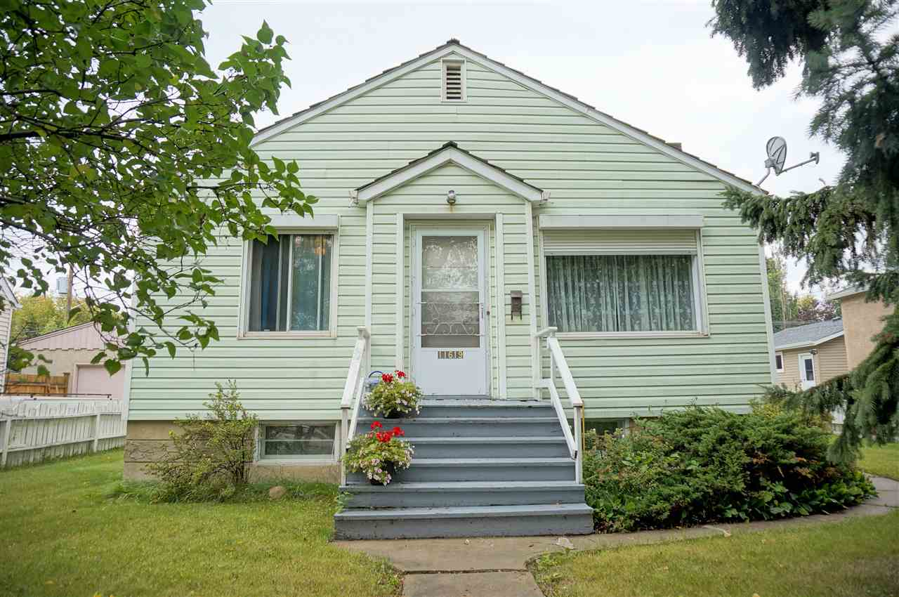 MLS® listing #E4164075 for sale located at 11619 71 Street
