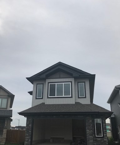 MLS® listing #E4164097 for sale located at 1419 158 Street