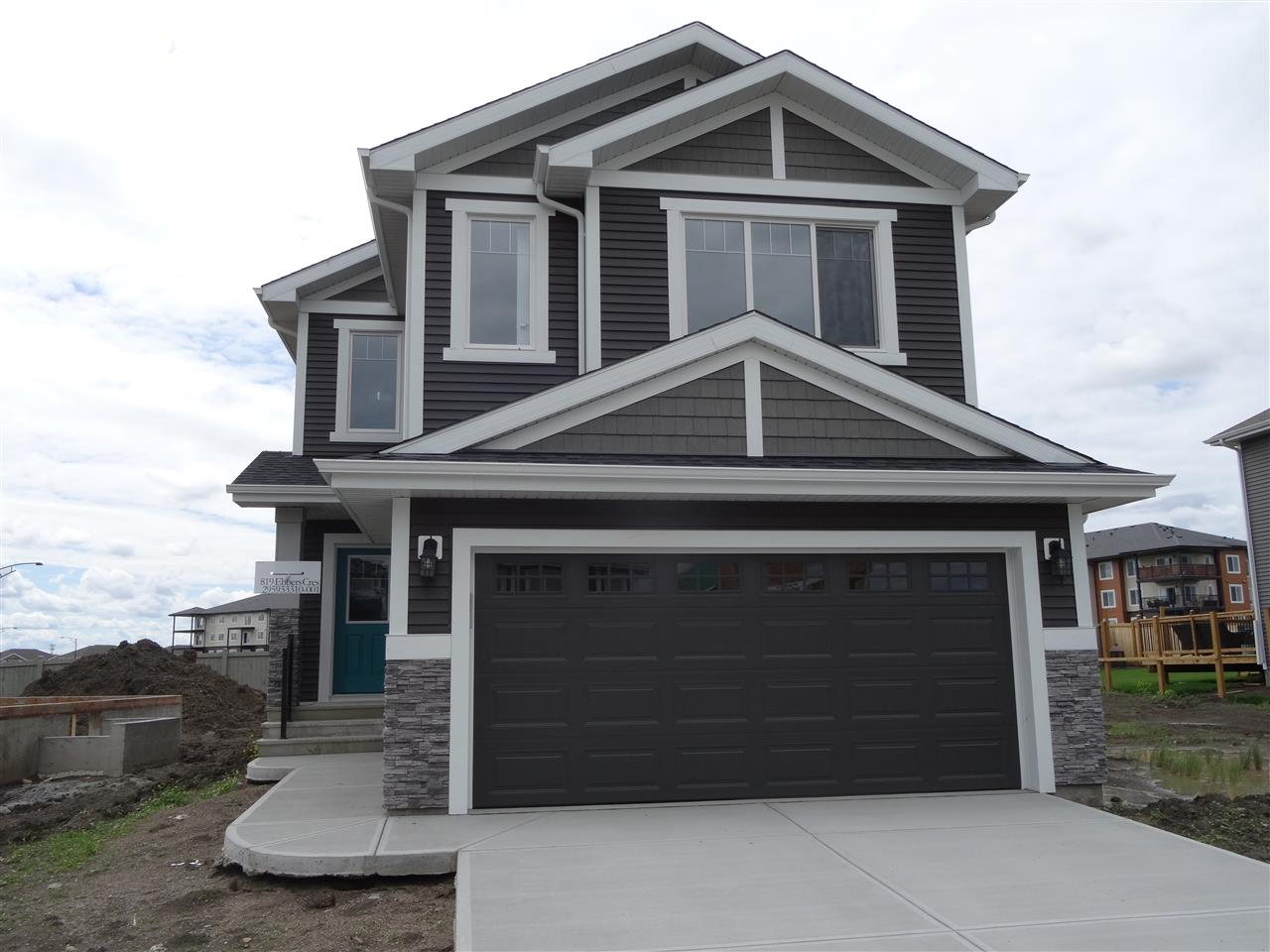MLS® listing #E4164118 for sale located at 819 EBBERS Crescent