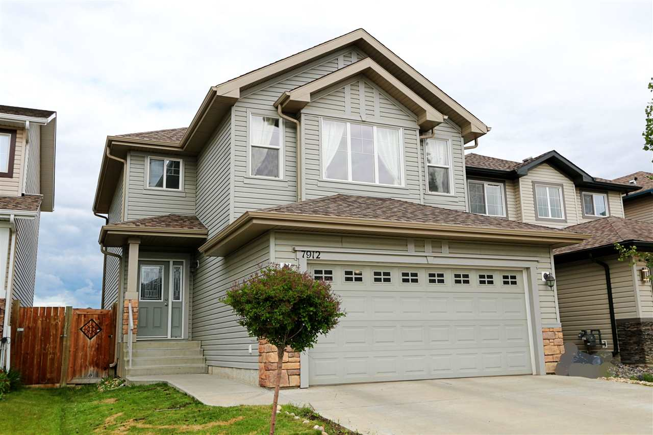 MLS® listing #E4164168 for sale located at 7912 173 Avenue