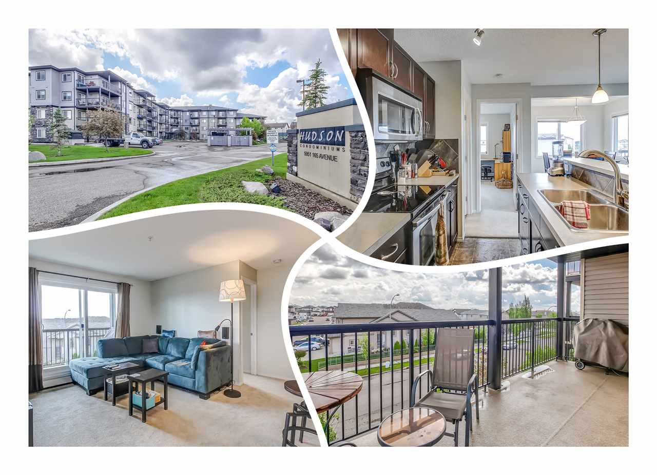 MLS® listing #E4164170 for sale located at 301 5951 165 Avenue