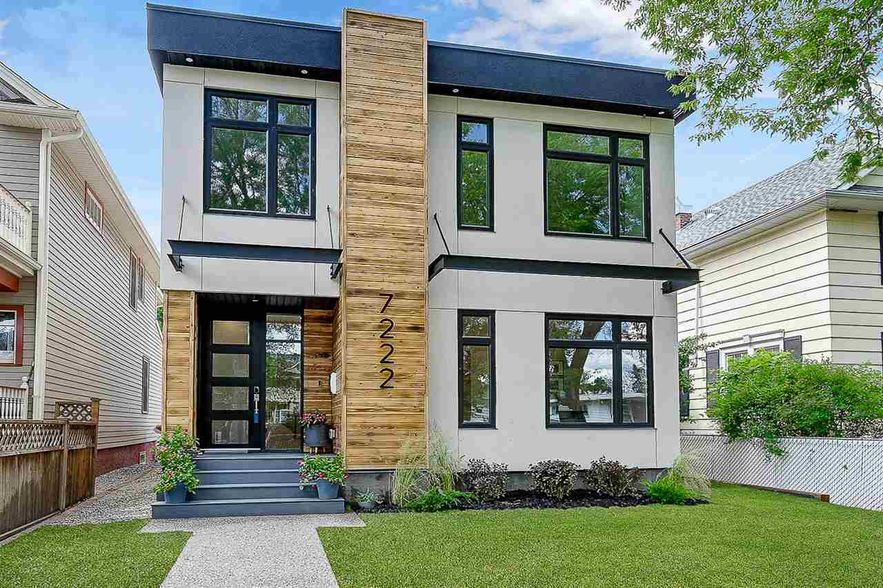 MLS® listing #E4164193 for sale located at 7222 106 Street