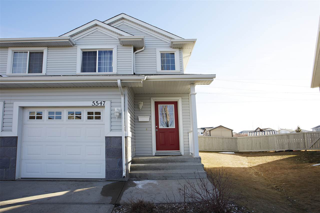 MLS® listing #E4164209 for sale located at 5547 163 Avenue