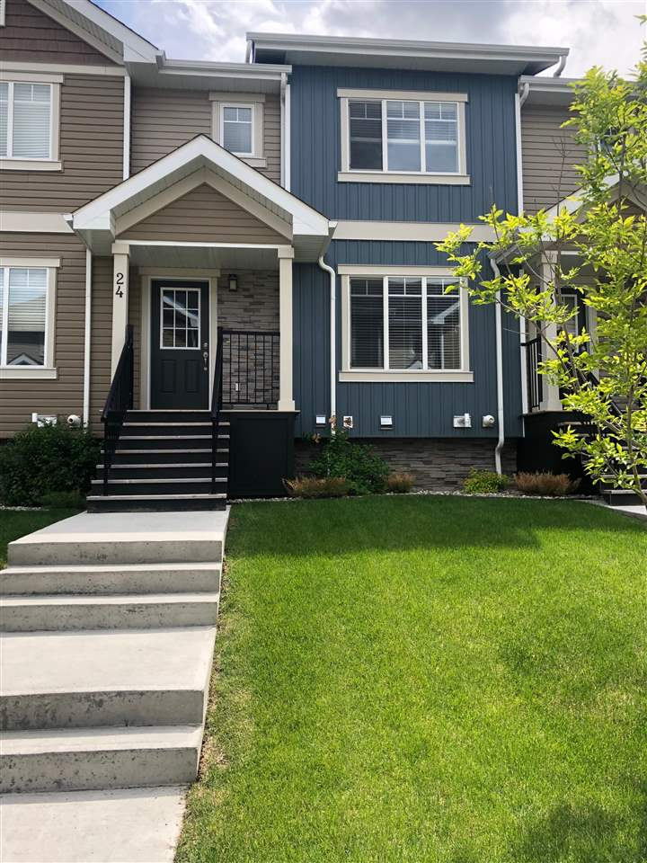 MLS® listing #E4164215 for sale located at 24 9535 217 street