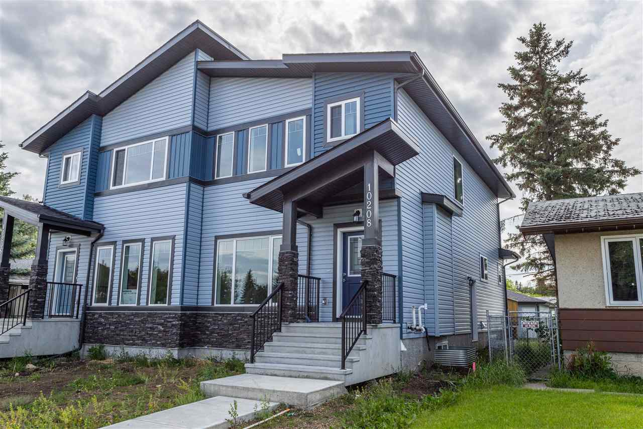 MLS® listing #E4164219 for sale located at 10208 162 Street