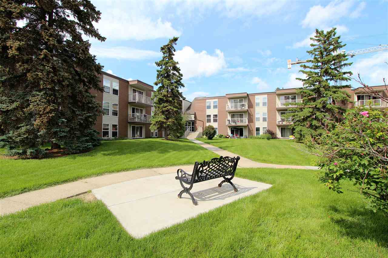 MLS® listing #E4164221 for sale located at 303 7220 144 Avenue
