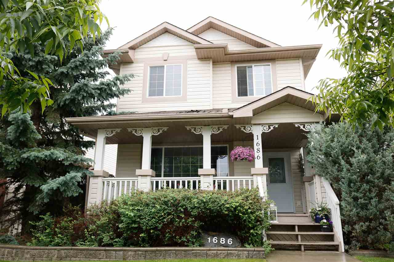 MLS® listing #E4164222 for sale located at 1686 TOMPKINS Place