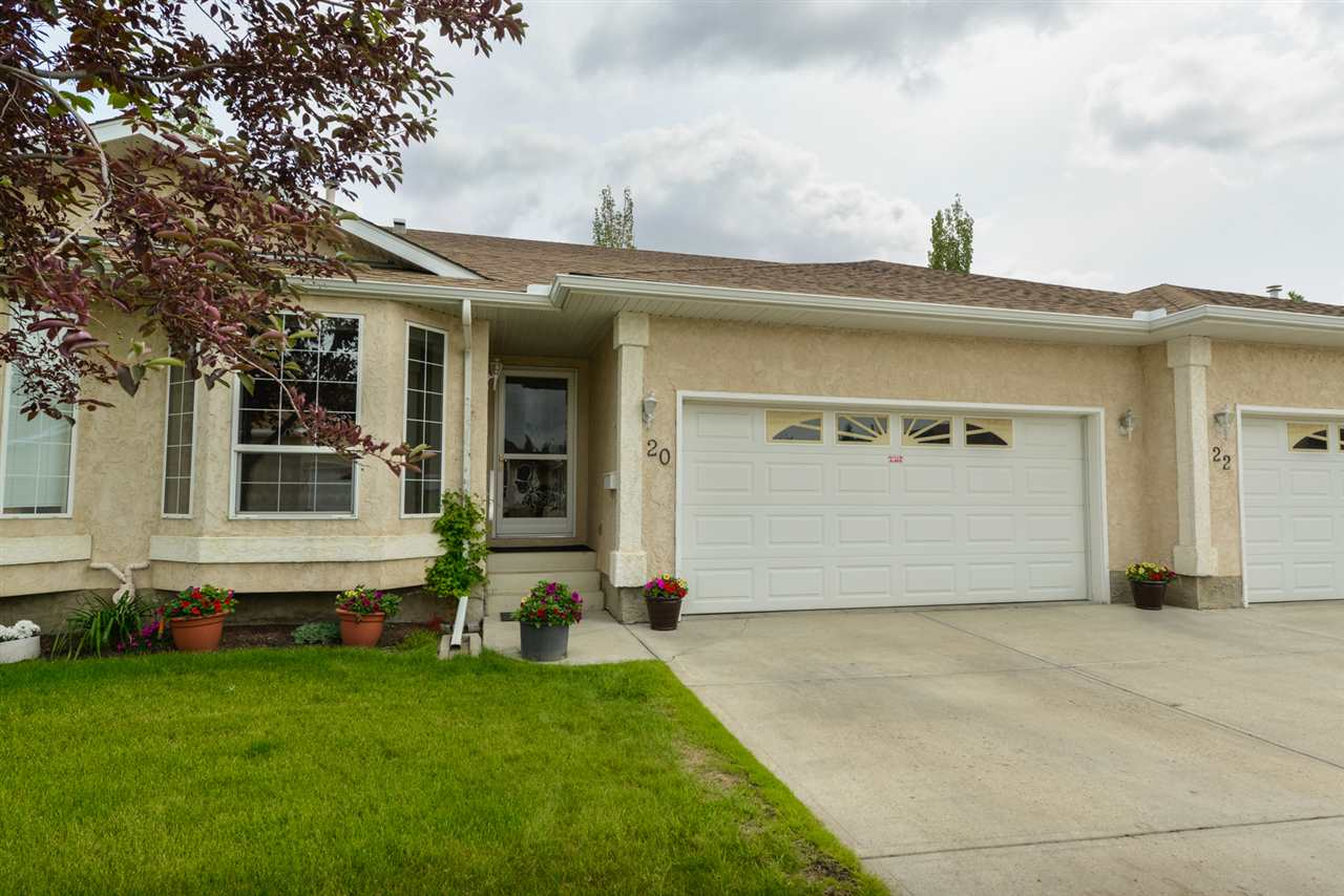 MLS® listing #E4164260 for sale located at 20 13320 124 Street
