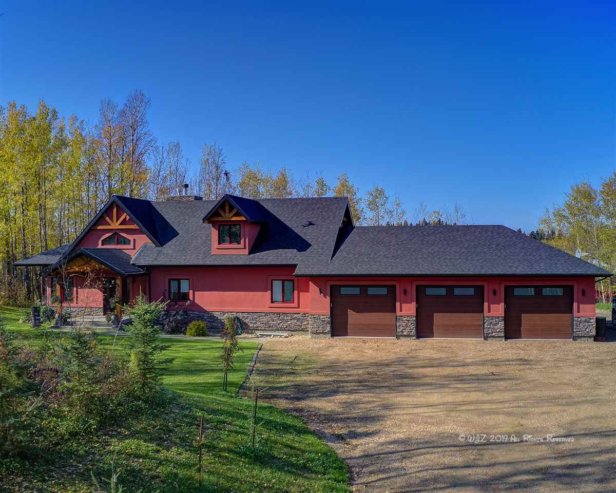 MLS® listing #E4164268 for sale located at 535078 RR195
