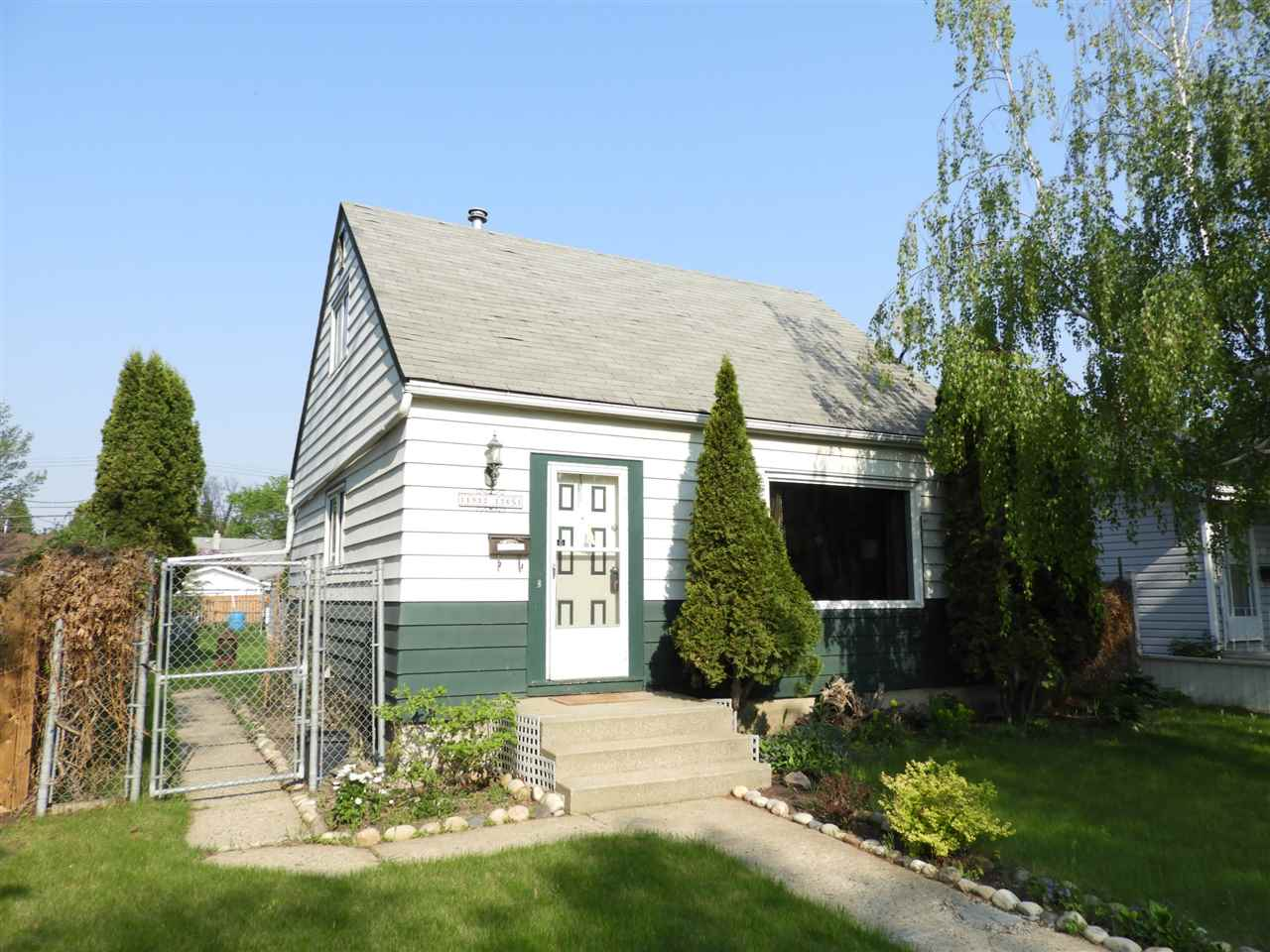 MLS® listing #E4164286 for sale located at 11922 126 Street