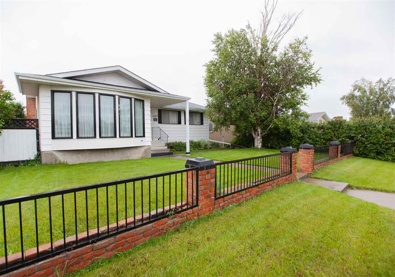 MLS® listing #E4164317 for sale located at 11503 152B Avenue