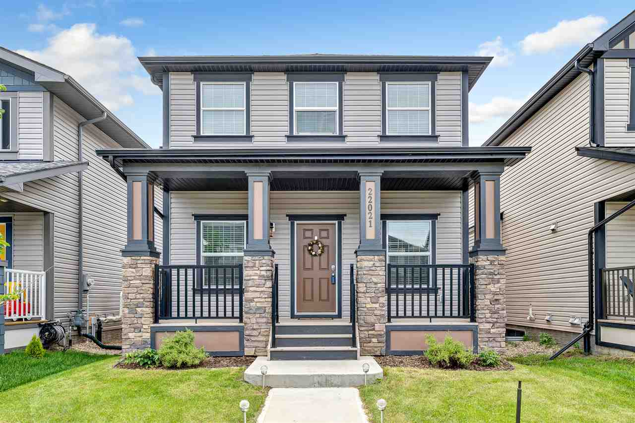 MLS® listing #E4164373 for sale located at 22021 99a Ave