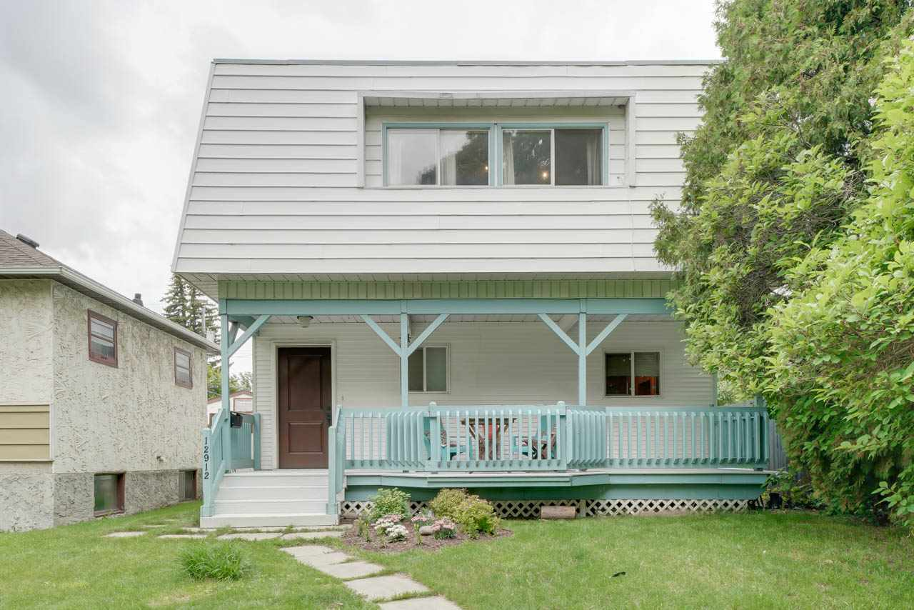 MLS® listing #E4164387 for sale located at 12912 70 Street NW