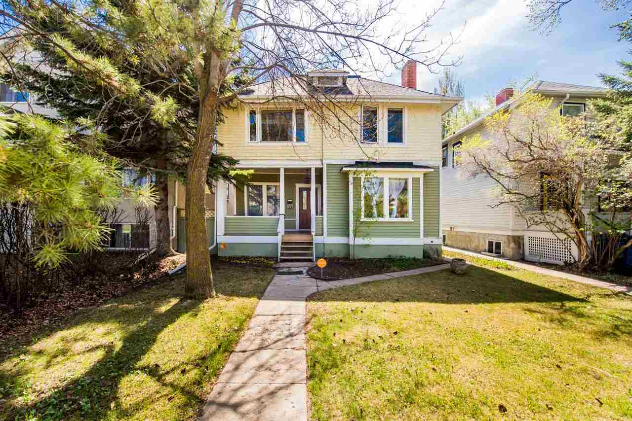 MLS® listing #E4164440 for sale located at 10805 80 Avenue