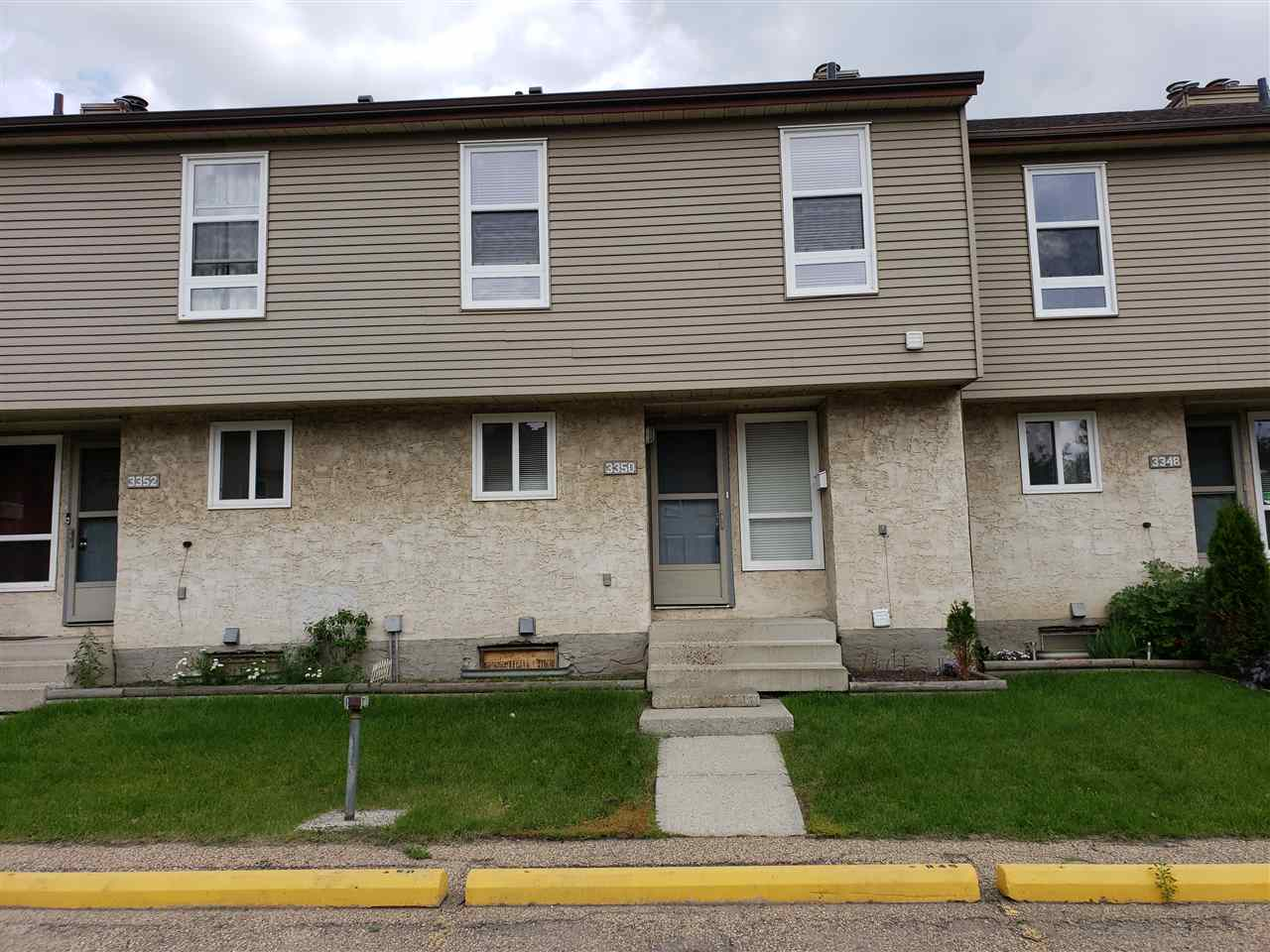 MLS® listing #E4164444 for sale located at 3350 116A Avenue
