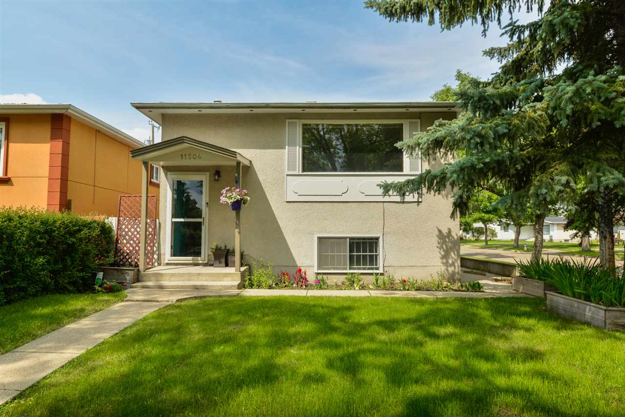 MLS® listing #E4164472 for sale located at 11504 130 Avenue
