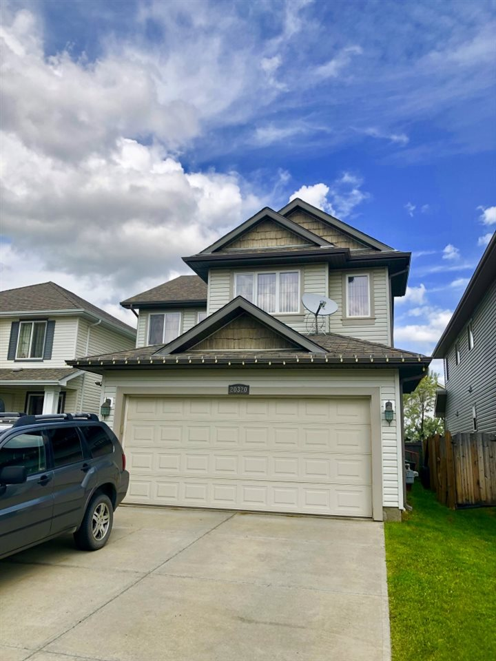 MLS® listing #E4164476 for sale located at 20320 46 Avenue