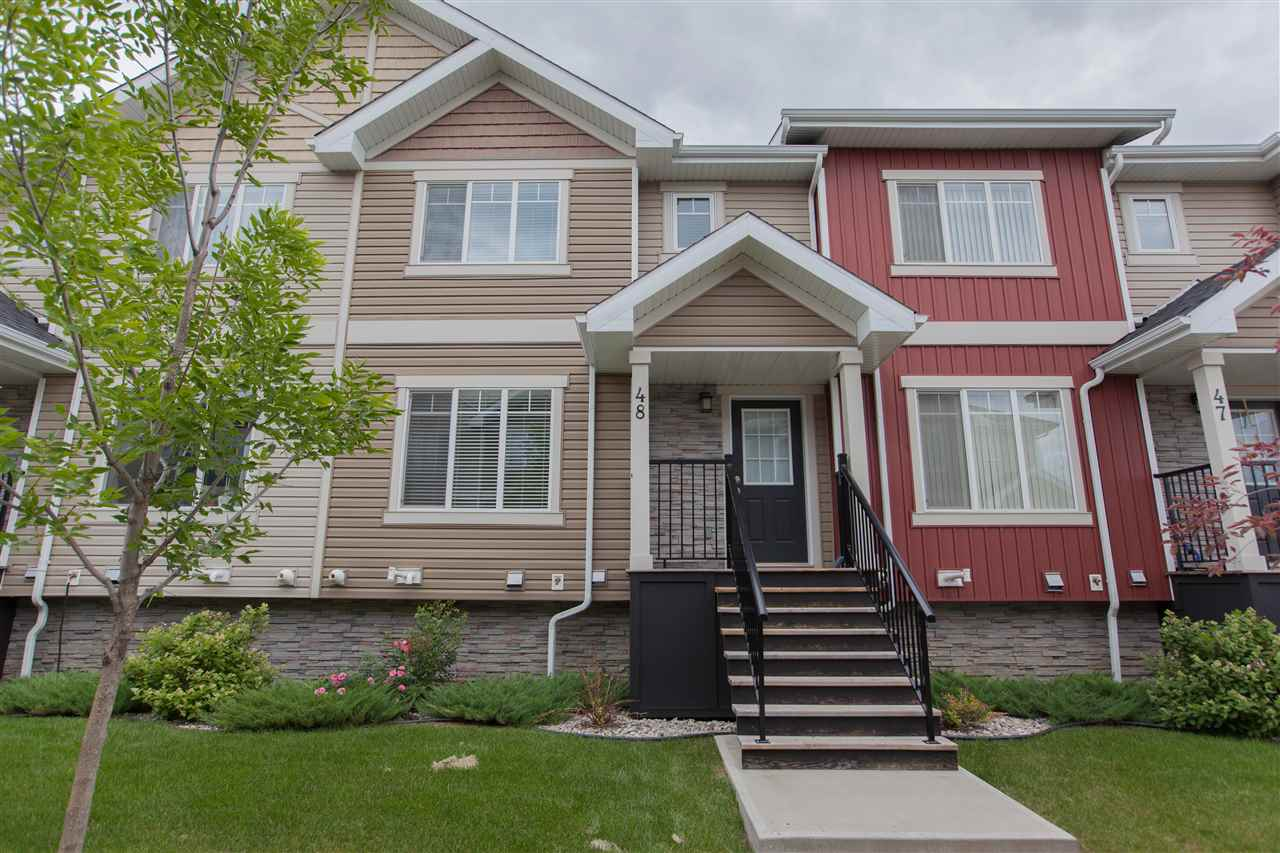 MLS® listing #E4164478 for sale located at 48 9535 217 Street