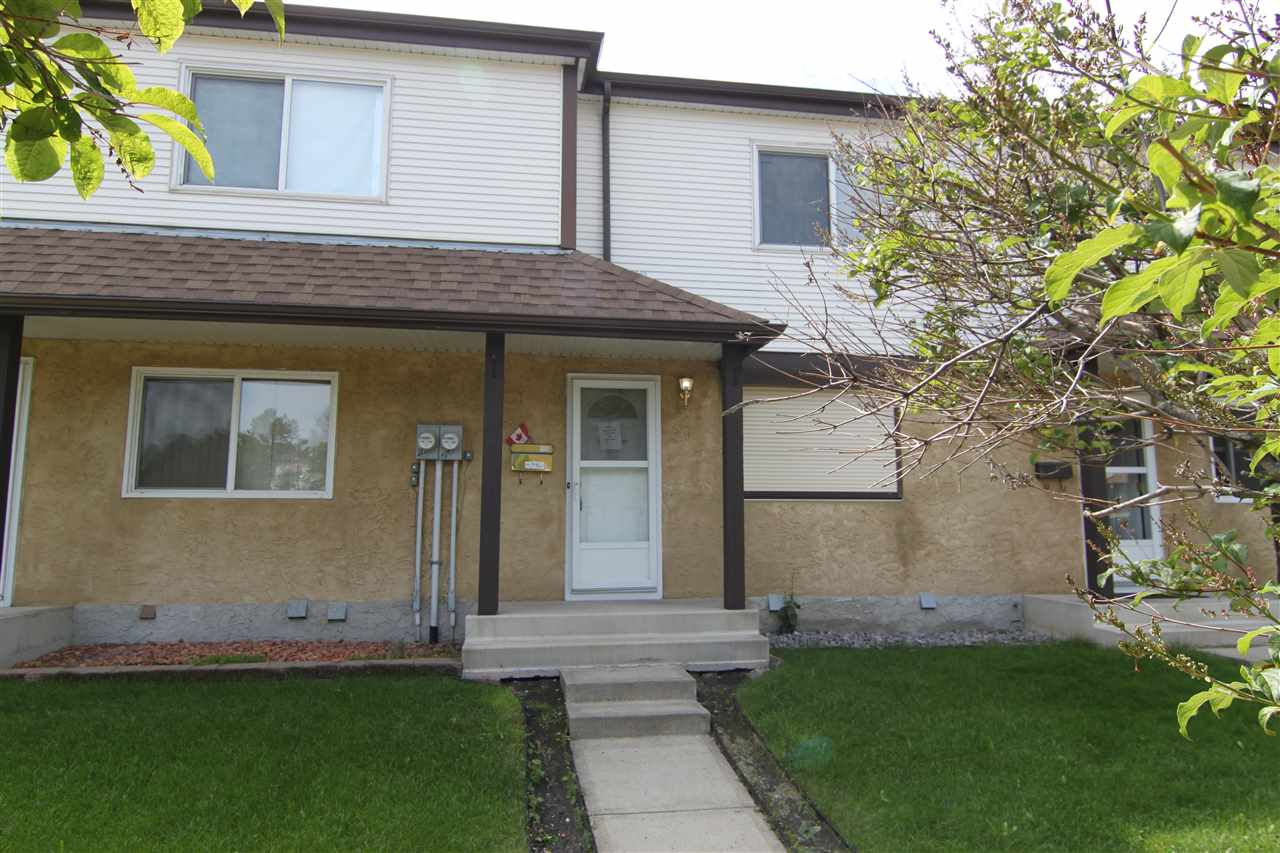 MLS® listing #E4164500 for sale located at 40 14511 52 Street