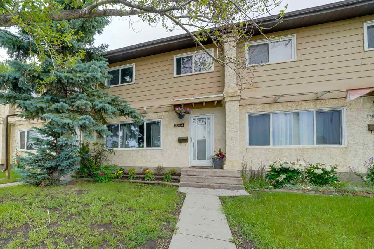 MLS® listing #E4164515 for sale located at 10614 51 Avenue