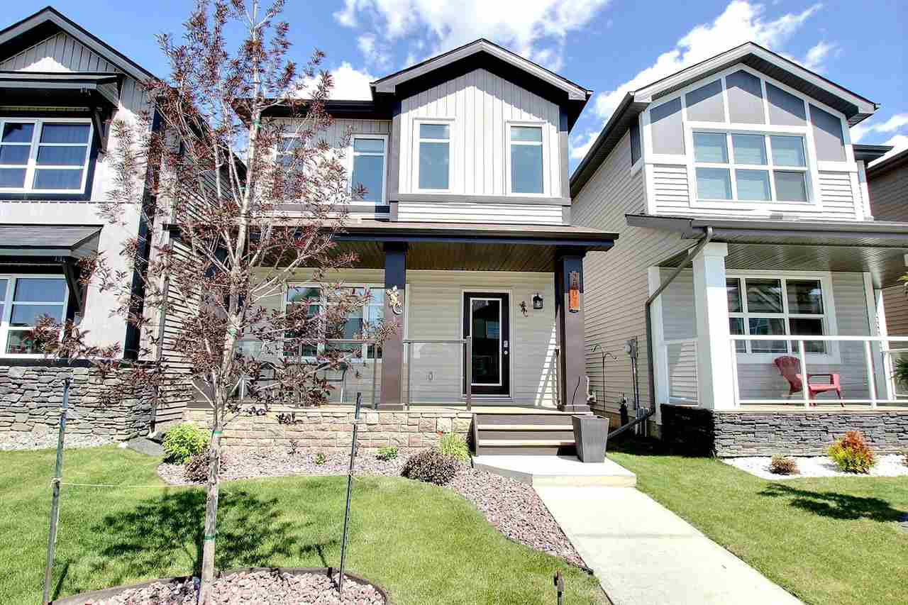 MLS® listing #E4164556 for sale located at 2407 CASEY Link