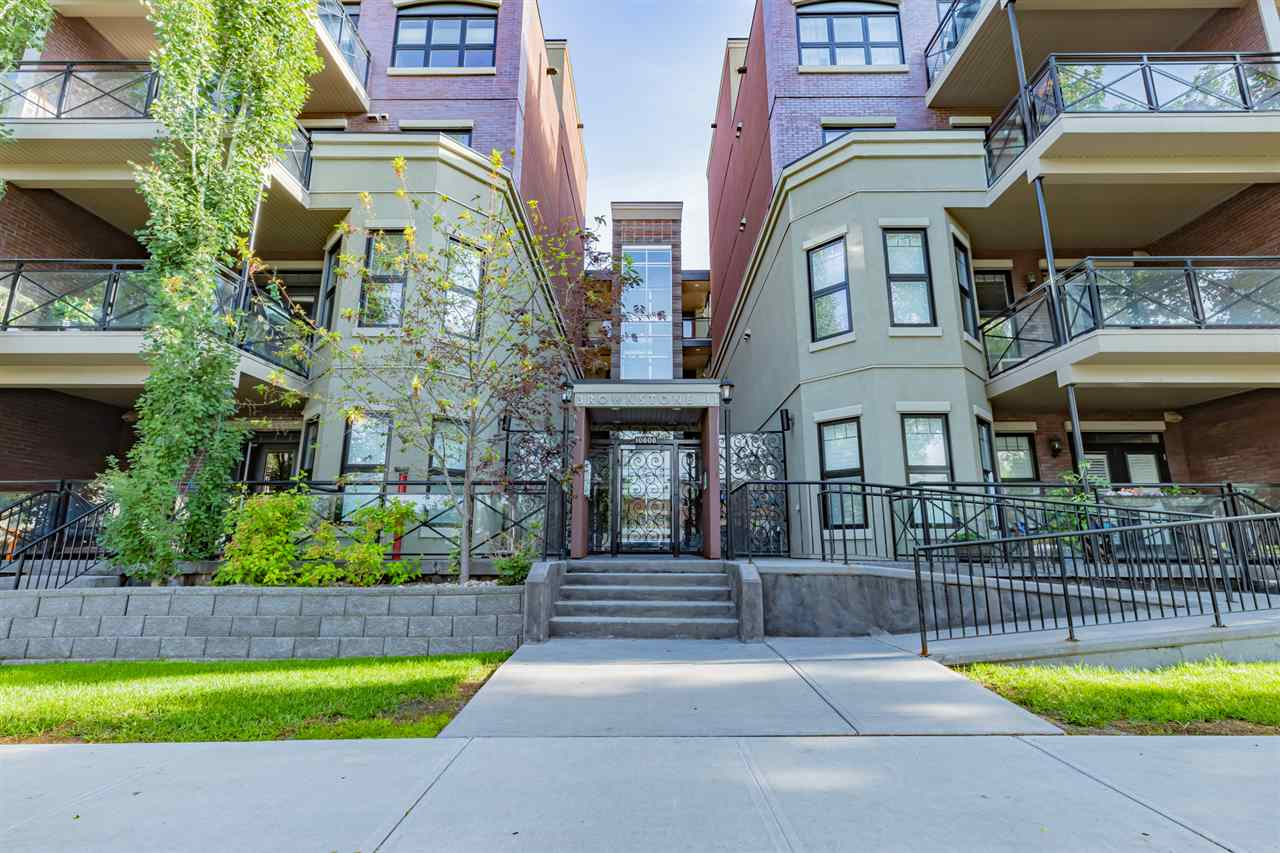 MLS® listing #E4164558 for sale located at 304 10808 71 Avenue