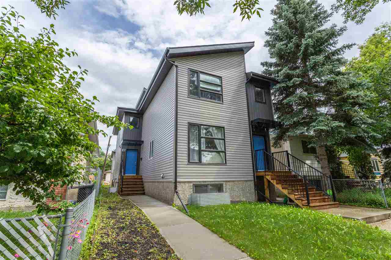 MLS® listing #E4164589 for sale located at 11633 92 Street