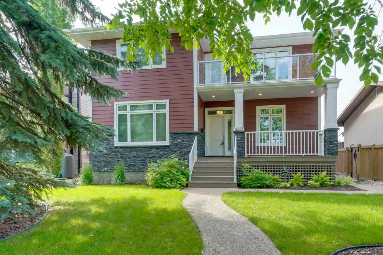 MLS® listing #E4164621 for sale located at 8319 101 Avenue