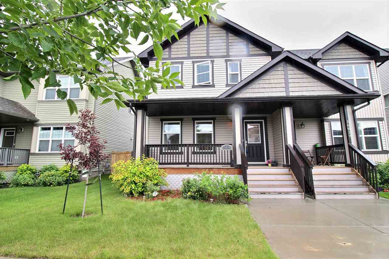 MLS® listing #E4164622 for sale located at 16816 120 Street