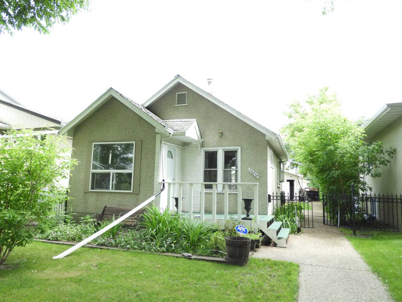 MLS® listing #E4164638 for sale located at 10319 77 Street