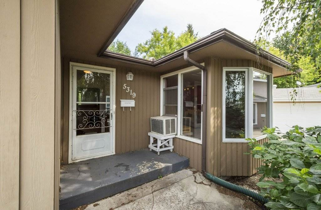 MLS® listing #E4164666 for sale located at 5319 108 Street