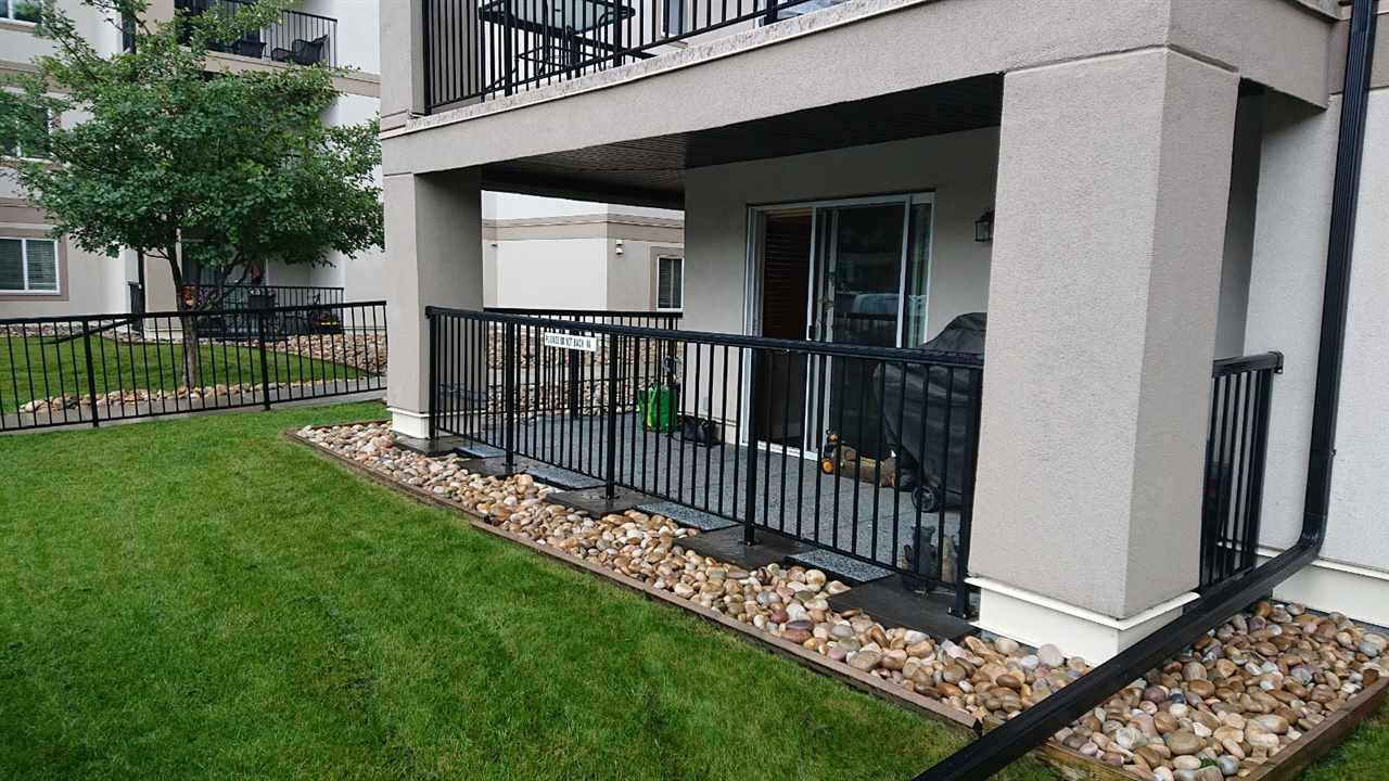 MLS® listing #E4164694 for sale located at 124 13111 140 Avenue