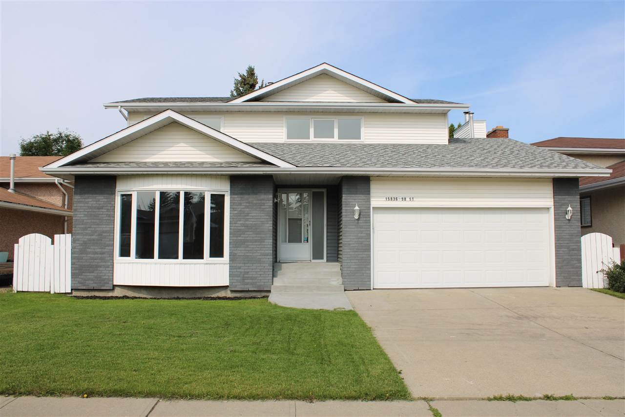 MLS® listing #E4164717 for sale located at 15836 98 Street