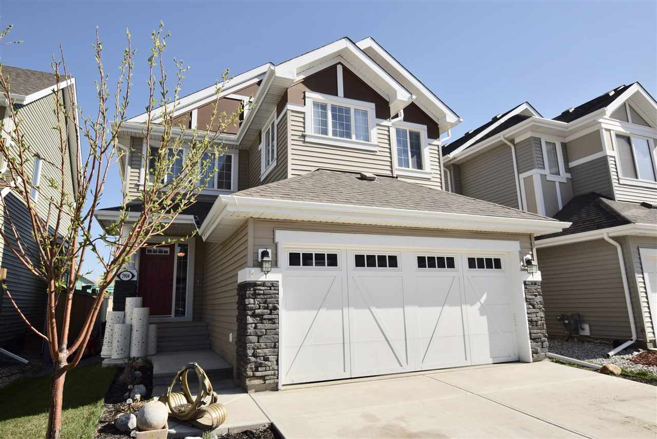 MLS® listing #E4164747 for sale located at 7904 22 Avenue