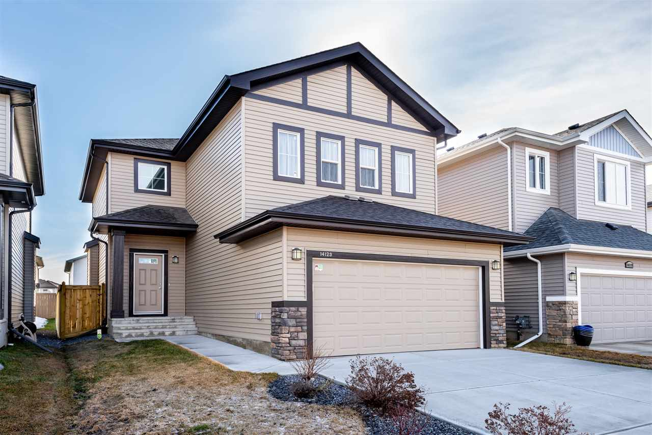 MLS® listing #E4164806 for sale located at 14123 138 Street