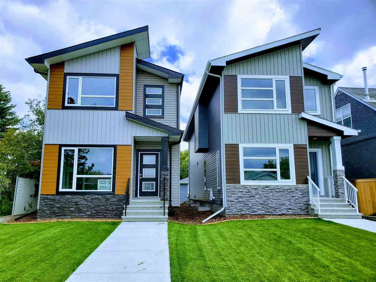 MLS® listing #E4164841 for sale located at 10731 154 Street NW