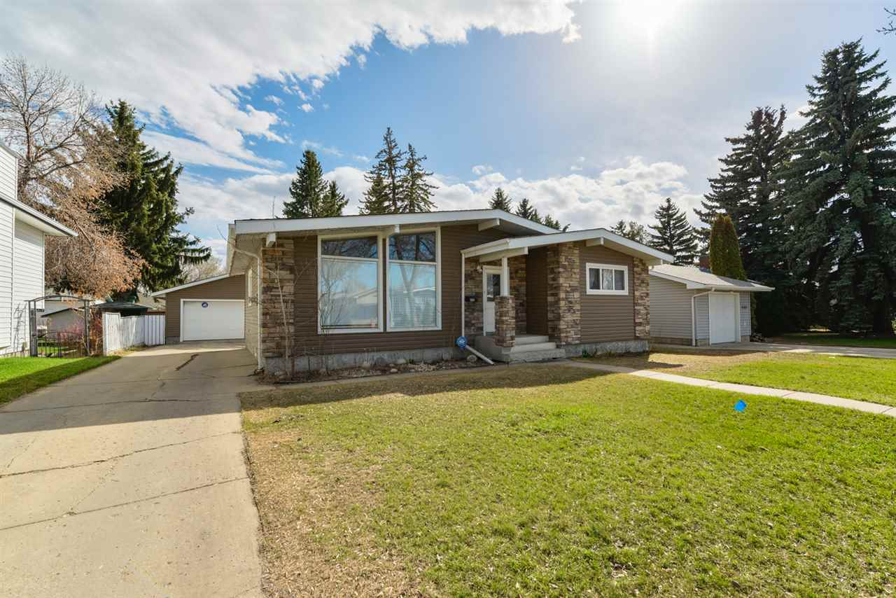 MLS® listing #E4164868 for sale located at 6415 149 Avenue