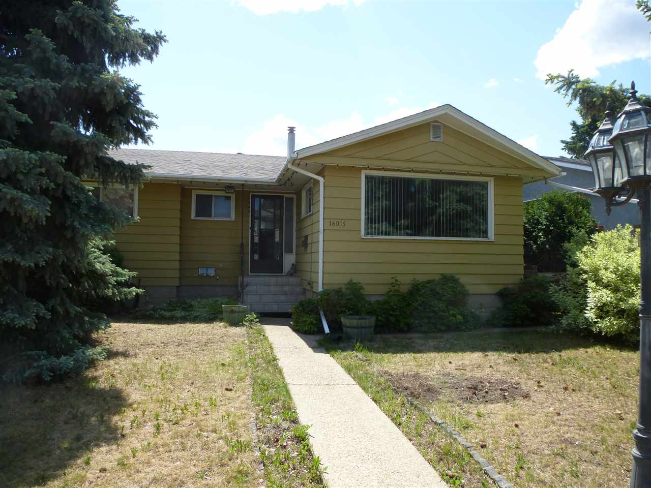 MLS® listing #E4164883 for sale located at 16015 103 Avenue