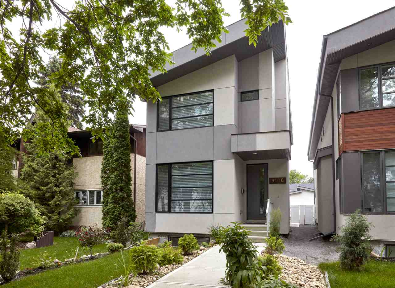 MLS® listing #E4164888 for sale located at 9106 116 Street