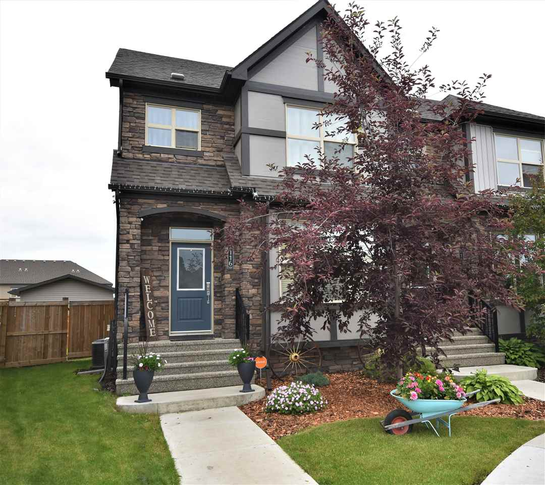 MLS® listing #E4164908 for sale located at 116 GILMORE Way