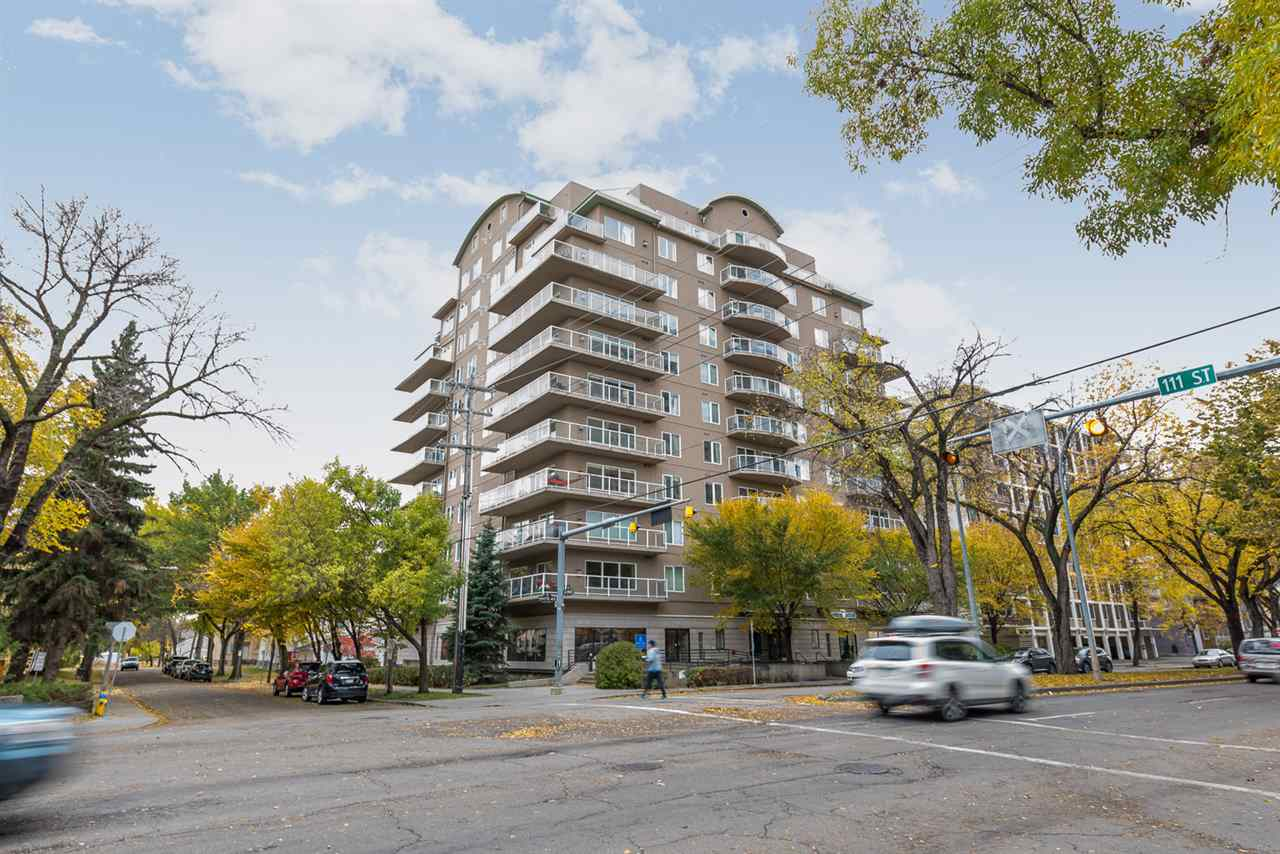 MLS® listing #E4164909 for sale located at 1001 11111 82 Avenue
