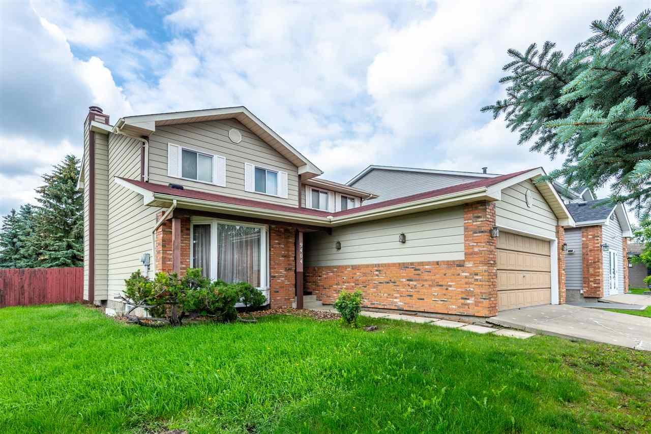 MLS® listing #E4164917 for sale located at 9404 173 Street